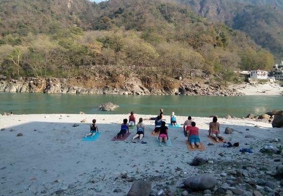 200 Hour Yoga Teacher Training - Ashtanga & Vinyasa flow