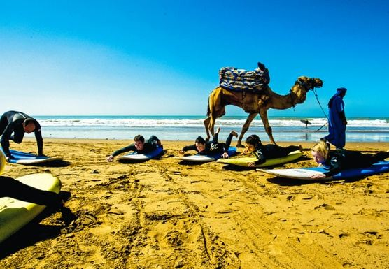 SURF + YOGA MOROCCO with The Rebeccas 2018