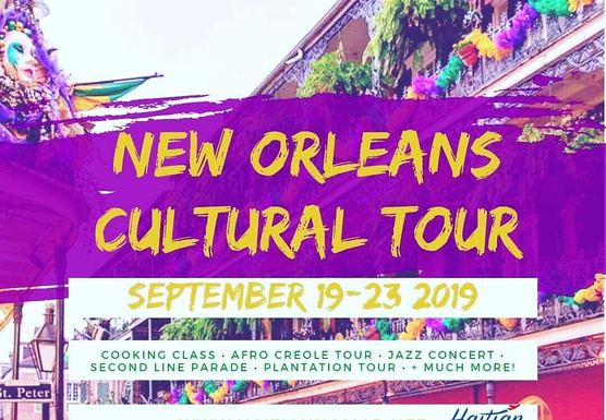 The New Orleans Cultural Tour
