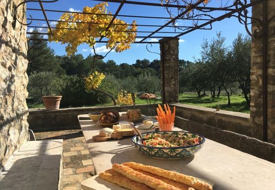 Gastro-Travel: Southern France (Food,Yoga and Fun)
