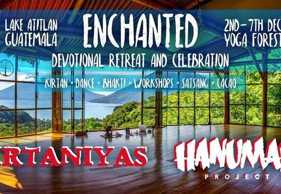 EnChanted: A Devotional Retreat of Bhakti Arts
