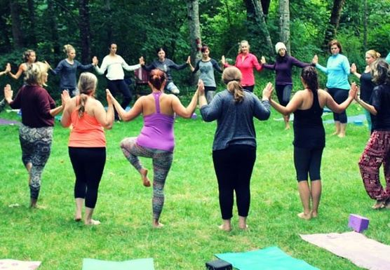 Sixth Annual Back to Nature Women's Yoga Retreat: Session 1