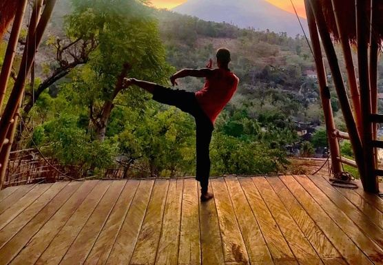 Something New and Different! Yoga and Martial Arts Retreat in Bali
