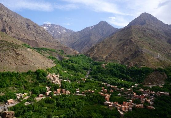 Moroccan Mountain Experience: Yoga in the Atlas with Jesse Barlow