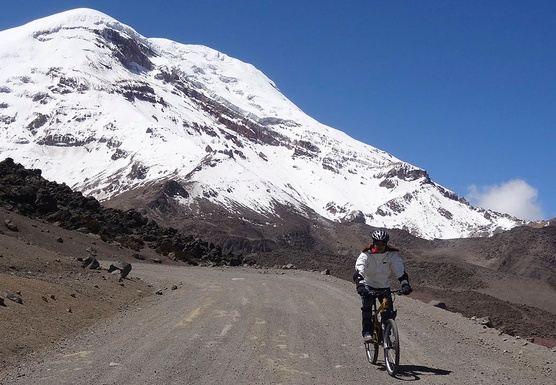 Chimborazo Hike & Bike