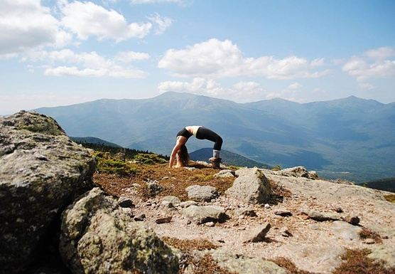 Carter Notch Yoga Retreat