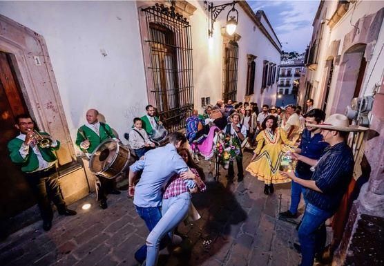 """El Dia de los Muertos on the """"Silver Route"""" of Mexico"""