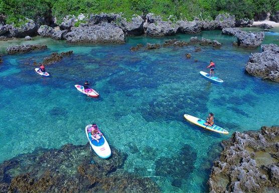 Taiwan Beginner SUP & Surf