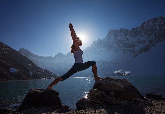 Chakras & Asanas Yoga Training in Iceland
