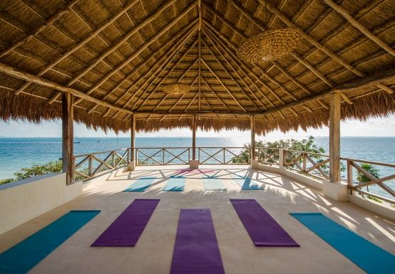 Inversion Conversion Retreat Hanging on Isla ~Yoga and Sling Course