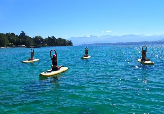 3-Day Yoga-Water™ Teacher Training - SUP_Yoga & Water Ceremony  YACEP