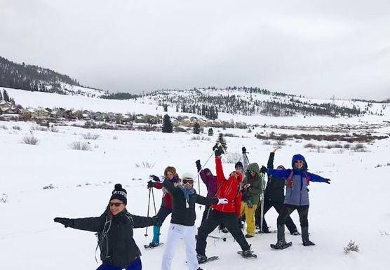 Snow N Flow Yoga Retreat 2019