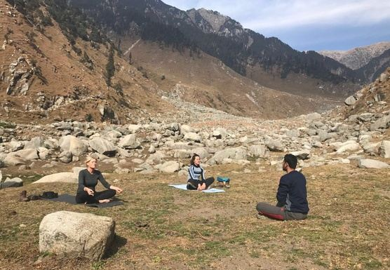 Rejuvenating Journey to Himalaya India- Yoga, Meditation & Trekking