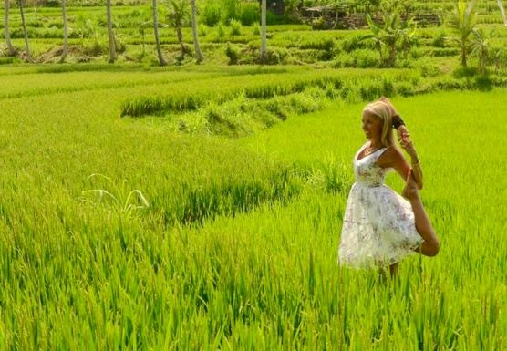 Bali Yoga Retreat with Alchemy Tours + Drishti Journeys