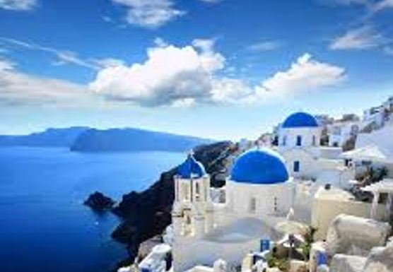 Yoga Retreat - Magical Santorini