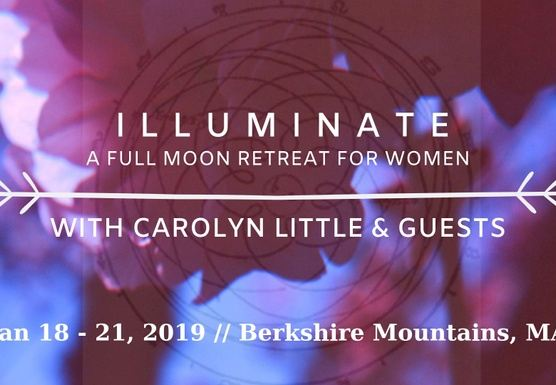 ILLUMINATE: A Full Moon Retreat For Women