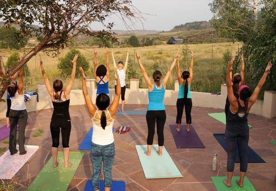 Reset Your Soul - Women's Weekend Yoga Retreat