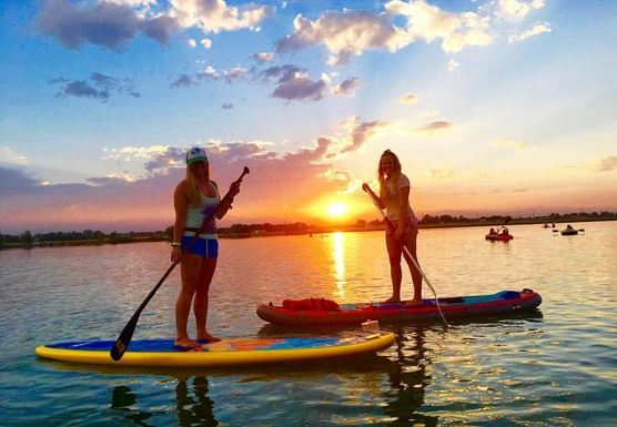 Rocky Mountain Ladies SUP Yoga + Hiking Retreat