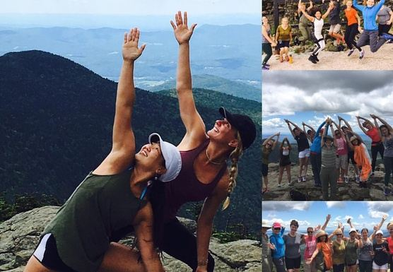 TRUE NORTH WOMEN'S HOT YOGA RETREAT