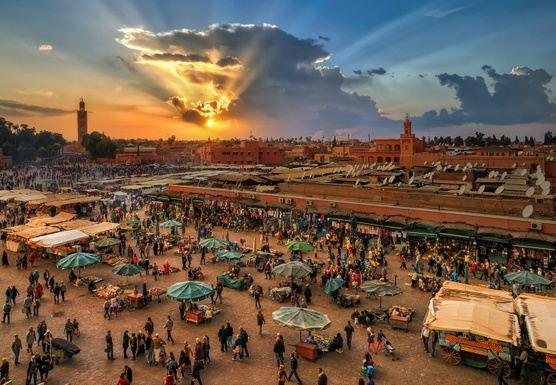 Darryn & Amy's Moroccan Adventure (HMA)