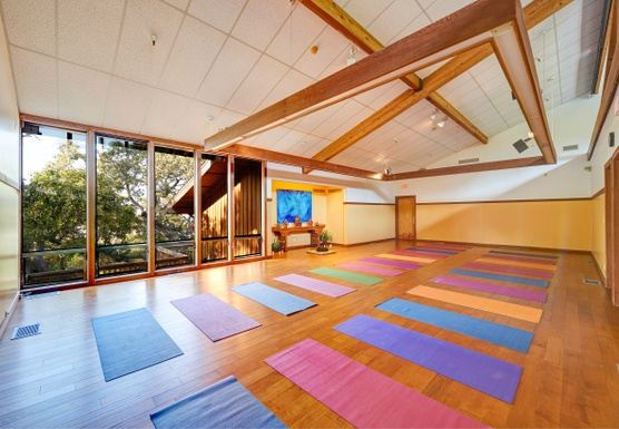 Yoga and Meditation Retreat Northern California