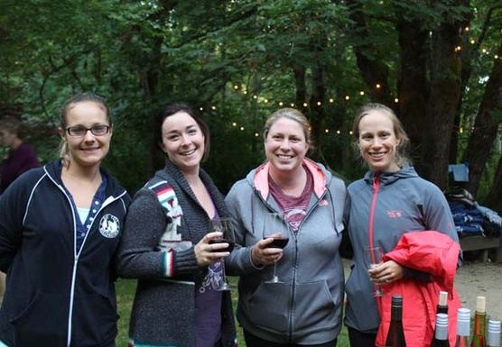 Sixth Annual Back to Nature Women's Yoga Retreat: Session 3