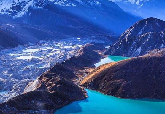Everest Gokyo Lake with Renjo-la pass Trek.
