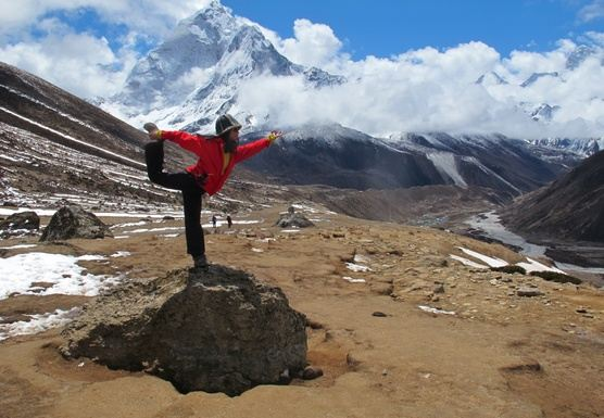 A Yoga Pilgrimage to the Sacred ~ Discover Ancient Nepal
