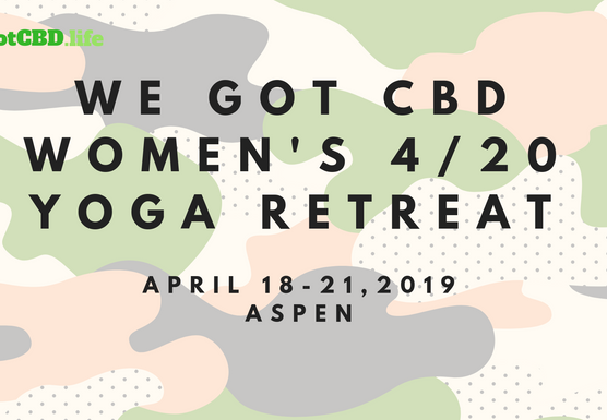 WOMEN'S 4/20 YOGA RETREAT