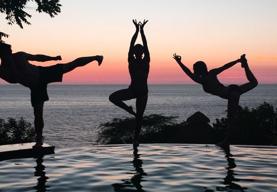 Chill'Asana Retreat: Yoga, Martial Arts & Movement for the Soul