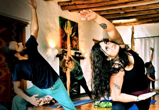 KIM: 5 days Yoga Vacation in Ecuador - Yoga Arts Shamanism