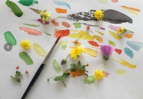 Artist's Journey in Marrakech - Watercolor Retreal 2020