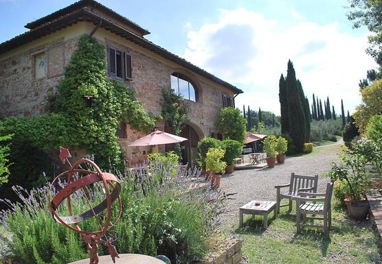 Relax and Refresh Tuscany Yoga Retreat