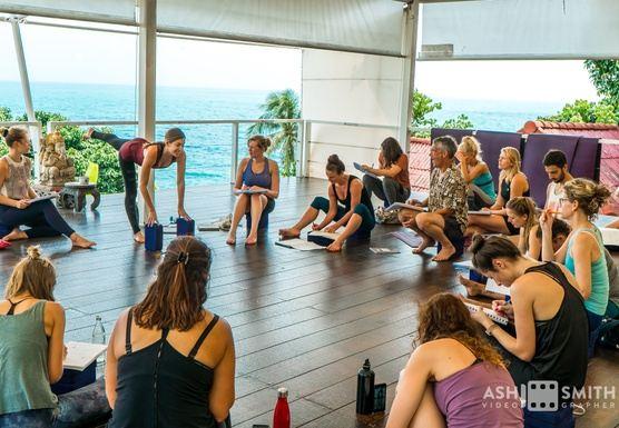 200 Hour Yoga Teacher Training in Hatha, Vinyasa & Yin in Thailand