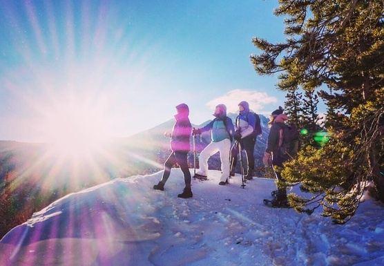 Winter Adventure Hike