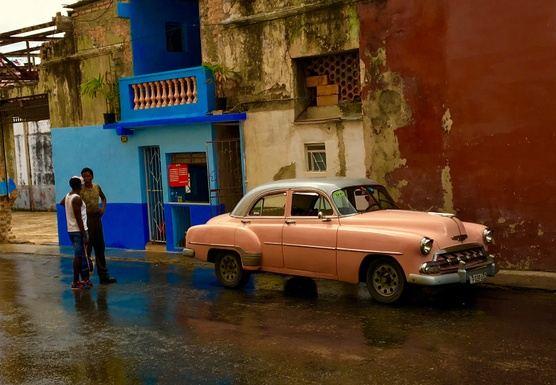 Dance in Cuba - Dec 2017