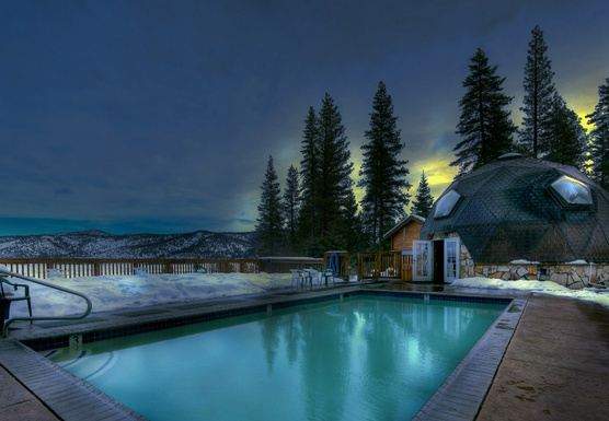 The Heart of Lovingkindness: Yoga retreat at Sierra Hot Springs
