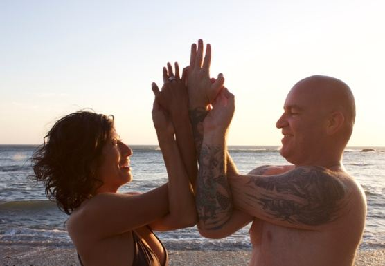 The Art of Relating Couples Retreat