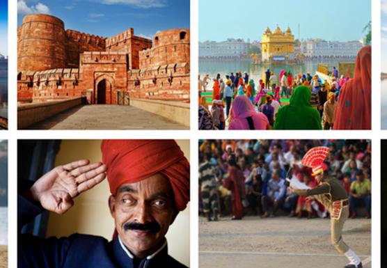 Patrick Levine's India Trip