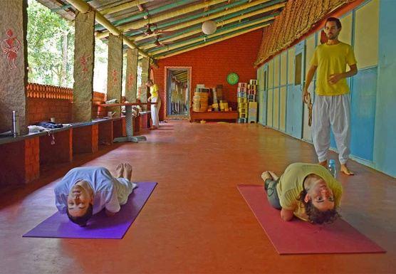 Mar '19 11 Days 100Hr Yoga Therapy Teacher Training in Om Beach, India