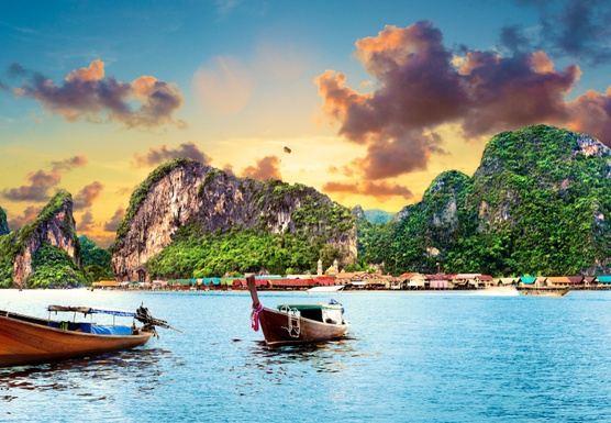 Thailand Aerial Yoga Retreat