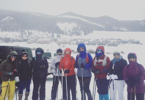 Ladies Mini Winter Adventure