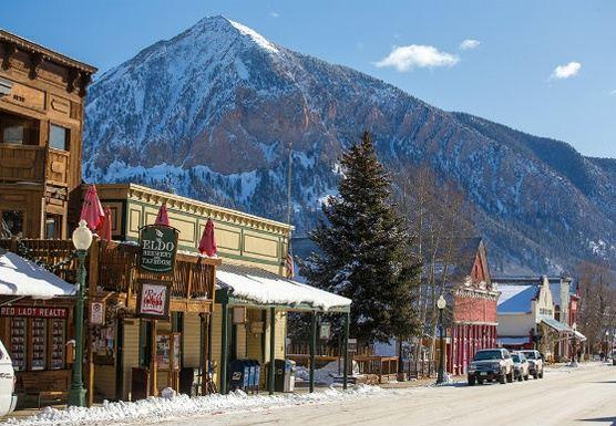 Crested Butte, Colorado: February