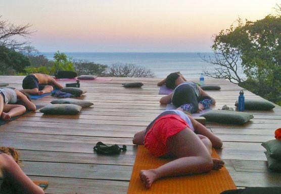 Back to Nature Nicaragua Yoga Retreat April 2018