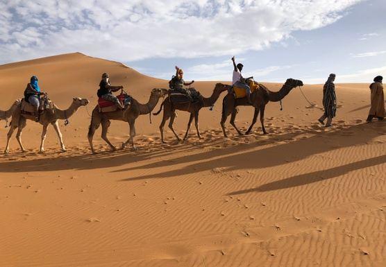 Girls Gone Glamping in Morocco 2019