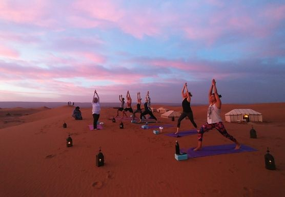 Morocco Yoga Adventure