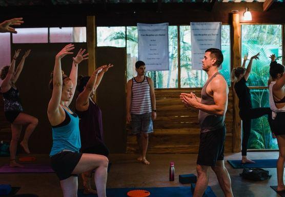 Teach with Confidence - Advanced Yoga Teacher Training