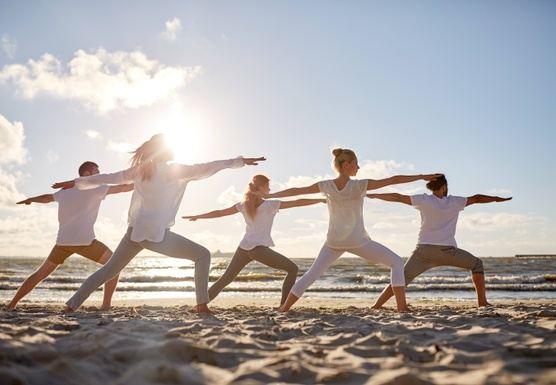 Luxury Yoga, Pranayama & Meditation Retreat