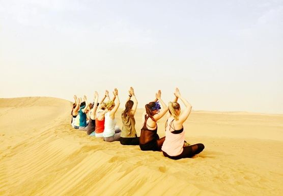 Magic Morocco Yoga Adventure