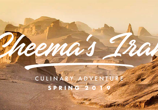 Culinary Adventure Through Iran For Women -